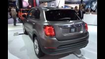 Fiat 500X em versão esportiva Abarth é