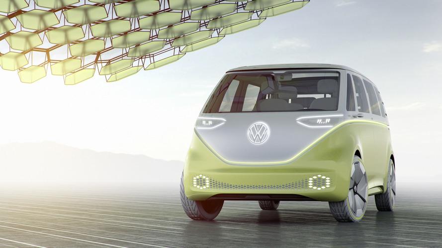 Volkswagen I.D. Buzz konsepti Microbus'ı elektriklendirdi