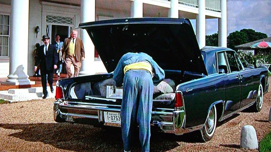 Spécial 007 - La Lincoln Continental de Goldfinger
