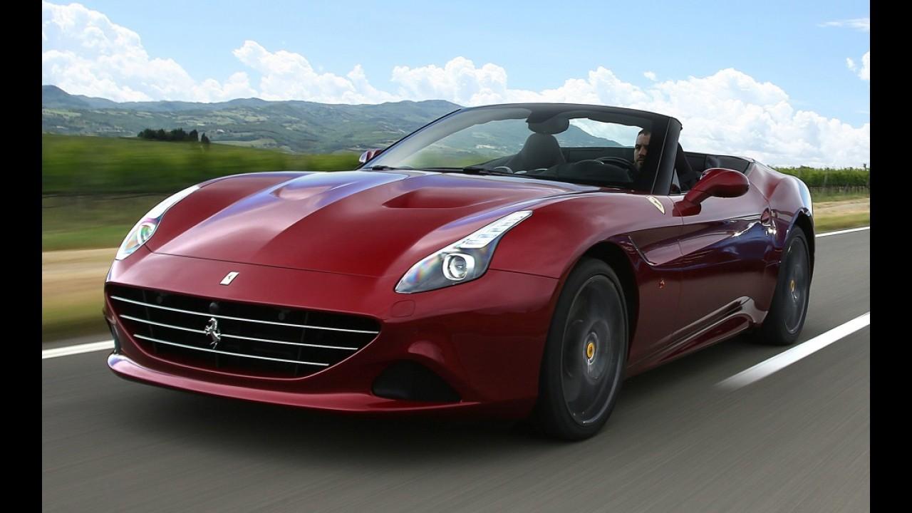 Ferrari para todos! Marca quer menos exclusividade e produção 30% maior