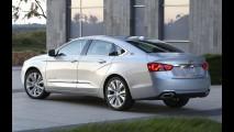 GM planeja reestruturação na gama de modelos; Impala pode sair de linha
