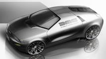 DeLorean DMC21 Concept