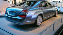 S400 BLUETEC HYBRID Concept at Los Angeles Motor Show