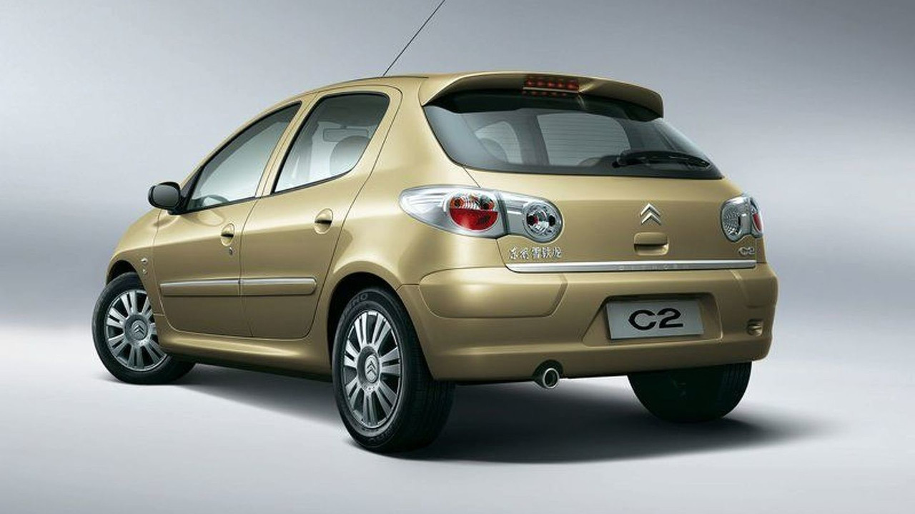 China Only Citroen C2