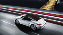 Porsche Cayman Targa rendering -1.26.2011