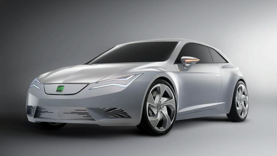 Seat'ın ilk elektrikli modeli 2019'da gelecek