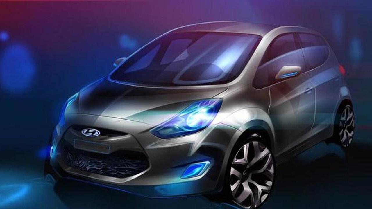 Hyundai B-segment MPV