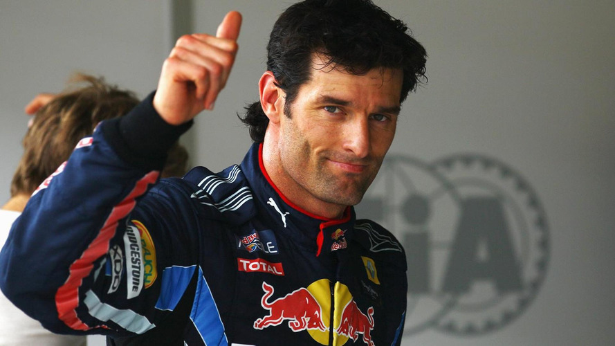 Webber admits F1 'hunger' might not last