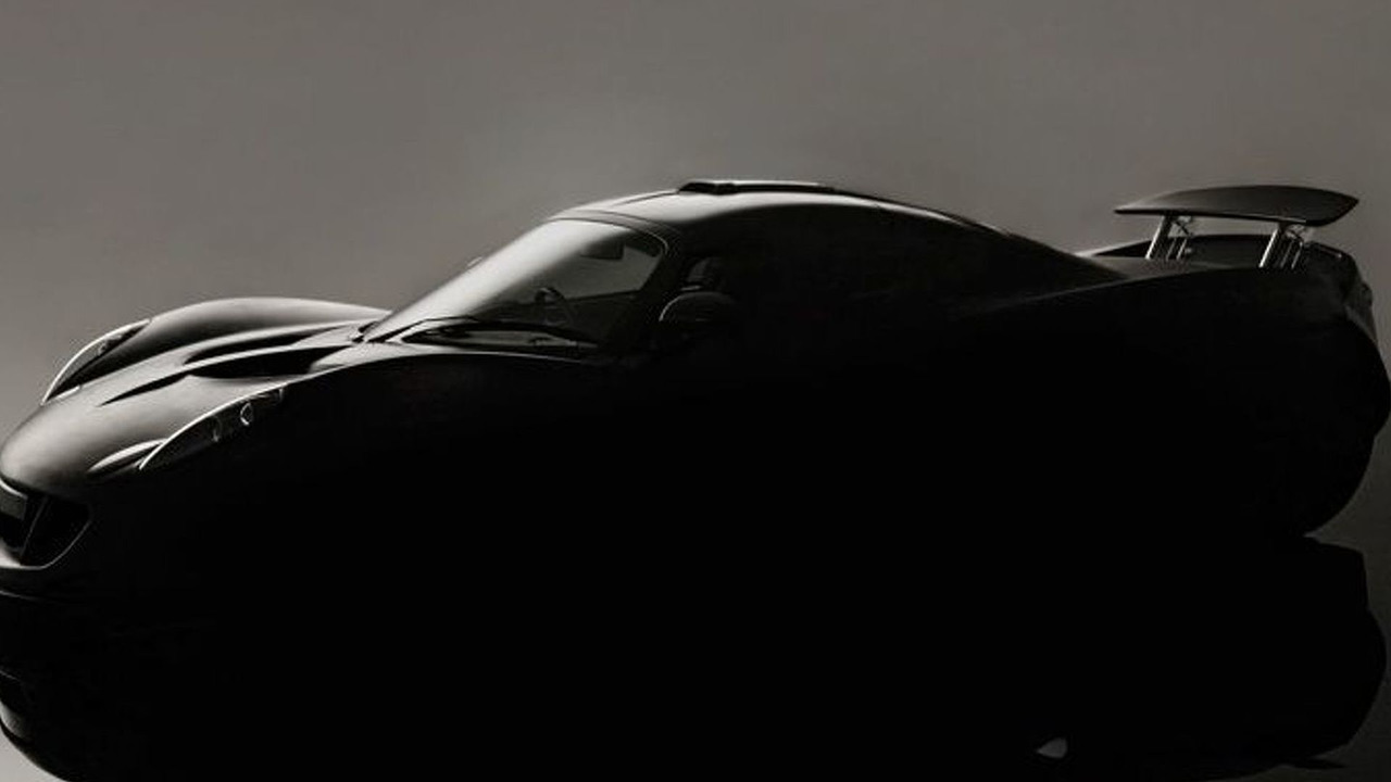 Hennessey Venom GT teaser photo - 800 - 16.03.2010