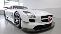 Mercedes SLS AMG GT3 customer race car - 1600 - 23.02.2010