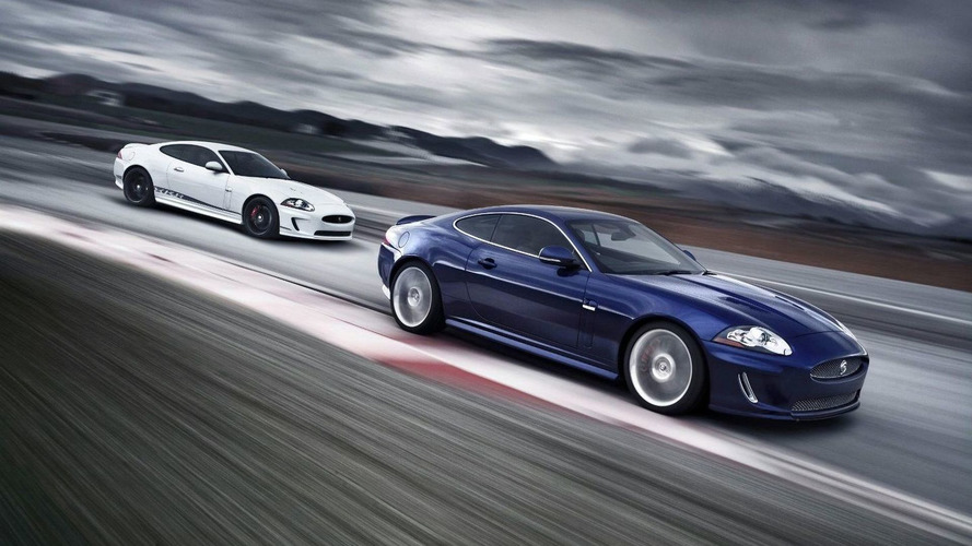 Jaguar XKR Speed Pack and Black Pack Announced for Geneva Debut