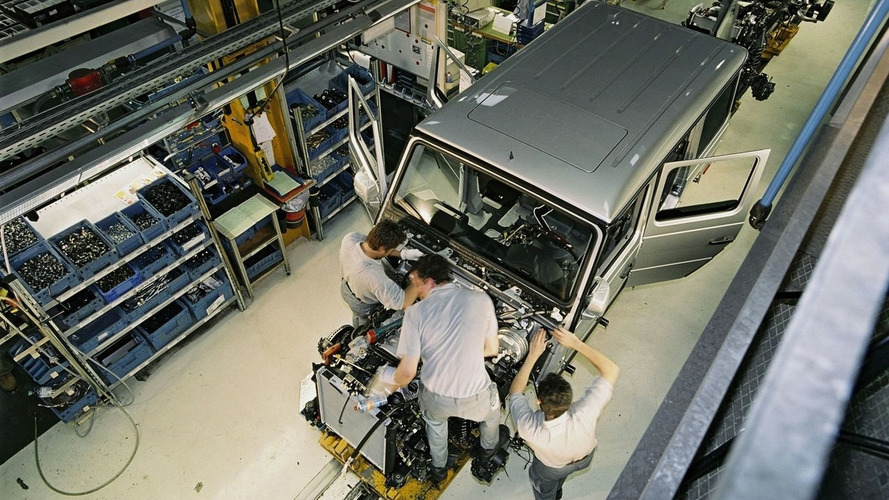 Mercedes-Benz Extends G-Class Production Until 2015
