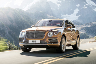 Bentley's SUV is Completely Sold Out—And the Queen Gets the First One