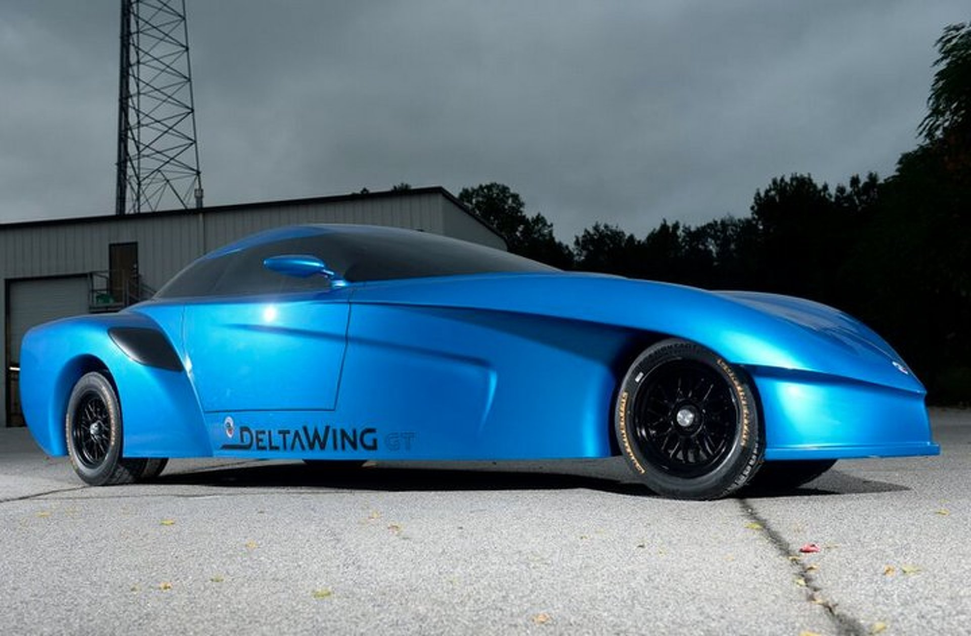 Panoz Unveils DeltaWing GT Concept, One Step Closer to Road Car