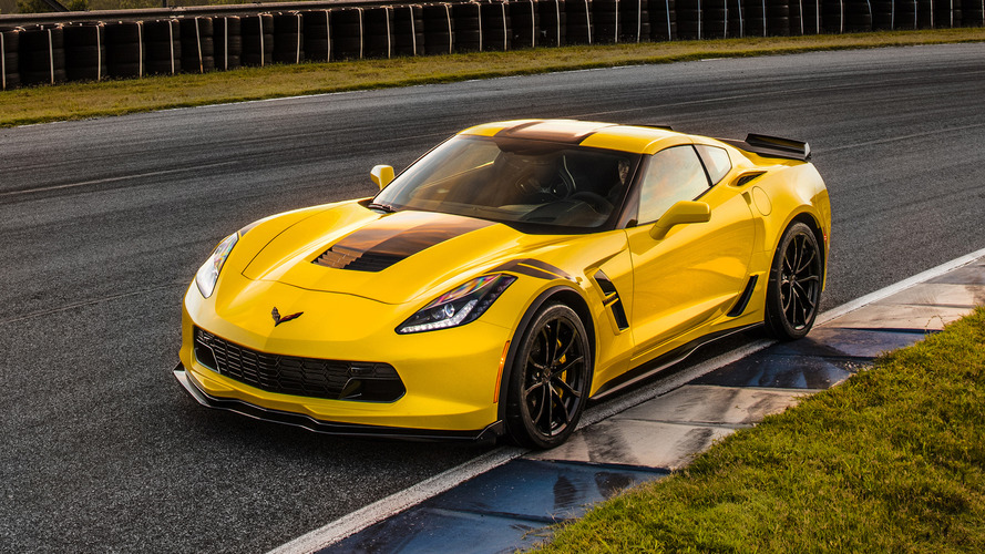 First Drive: 2017 Chevy Corvette Grand Sport