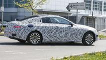 Mercedes E Class Coupe spy photo