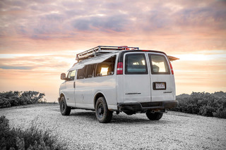 You'll Want To Live in This Van Down by the River