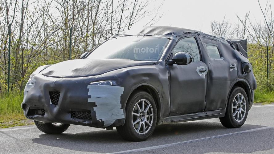 Alfa Romeo Stelvio SUV confirmed for L.A. auto show