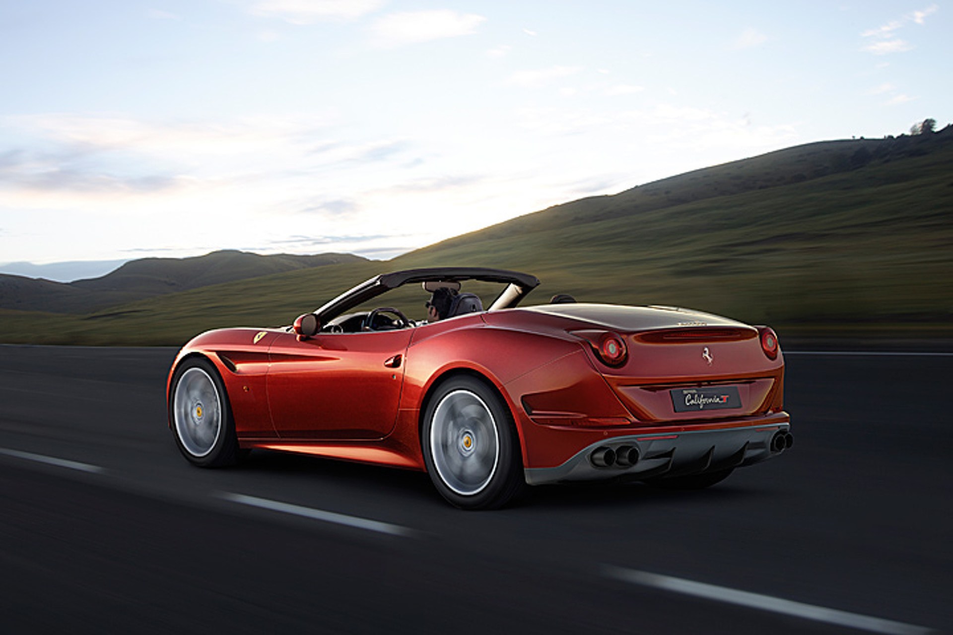 The 2016 Ferrari California T Just Got Even Sportier