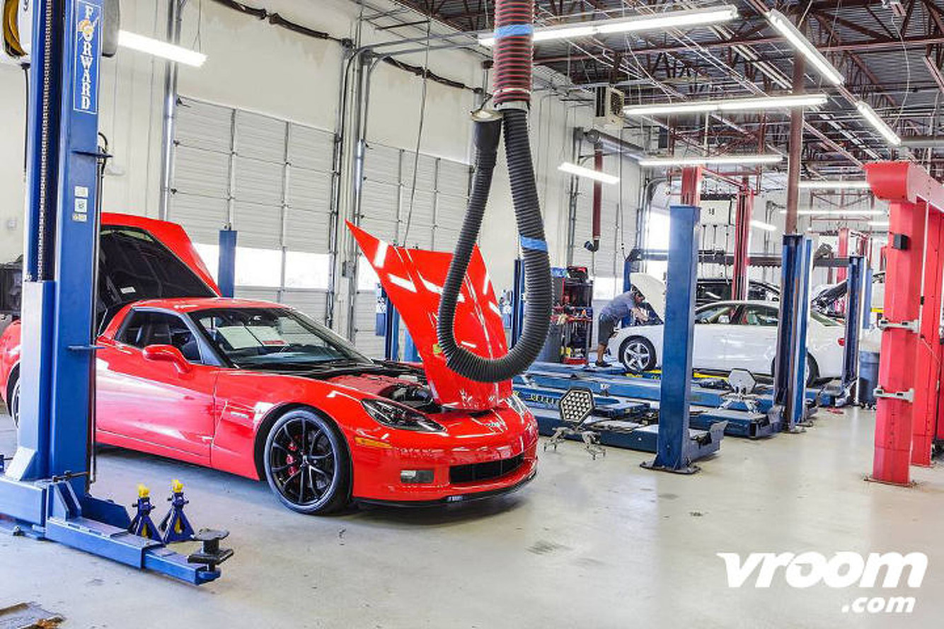 Car-Buying Service Vroom Buys Texas Direct Auto