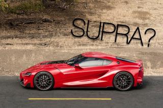 Toyota FT-1, yeni Supra mı olacak?