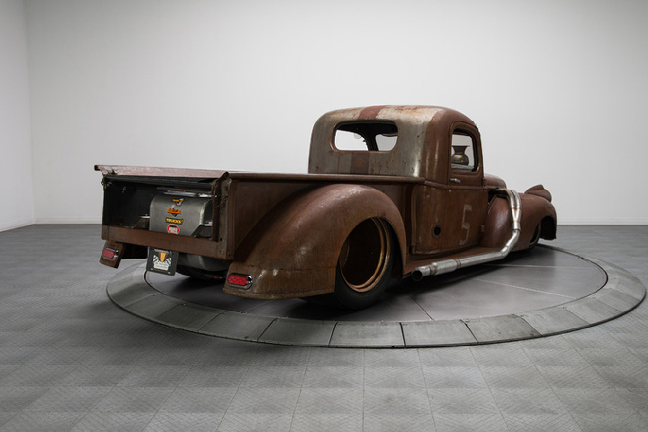 820HP Chevrolet Pickup Rat Rod is Here to Terrify the Neighborhood