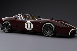 Silvermine 11SR Track Car Draws Upon the Past
