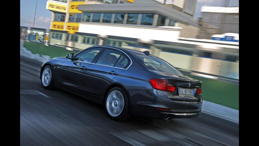 Nuova BMW Serie 3, anima sincera