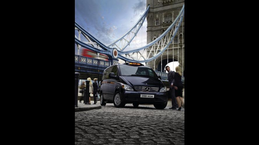 Il Mercedes Vito alla conquista di Londra