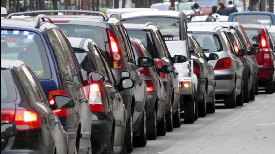 Milano, la più congestionata d'Europa
