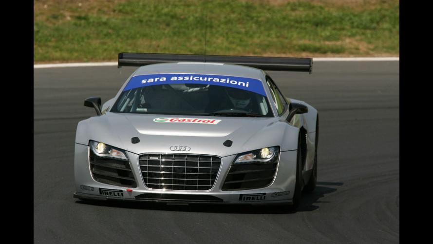 Audi nell'Italiano GT