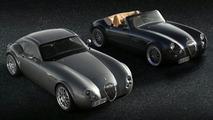 Wiesmann GT MF4 and GT MF3 Roadster