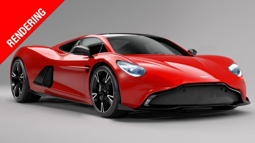 Aston Martin a motore centrale, sul trono della sportività