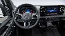 Mercedes-Benz Sprinter Interior Teaser