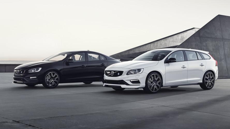 Volvo S60 e V60 Polestar, per un pugno di carbonio in più