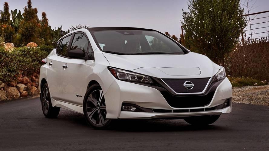 Yeni Nissan Leaf'in menzili belli oldu