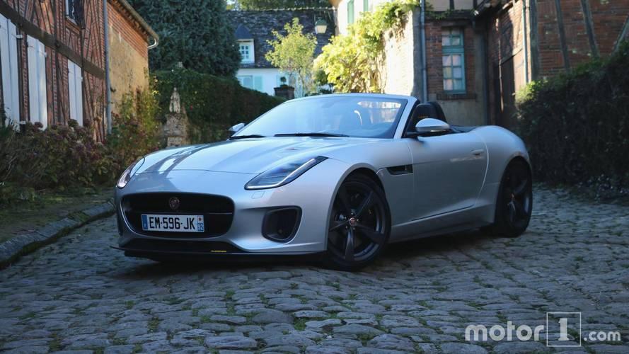 Essai Jaguar F-Type 400 Sport - Flegme relatif