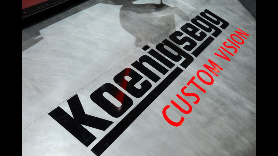 Koenigsegg al Salone di Ginevra 2009
