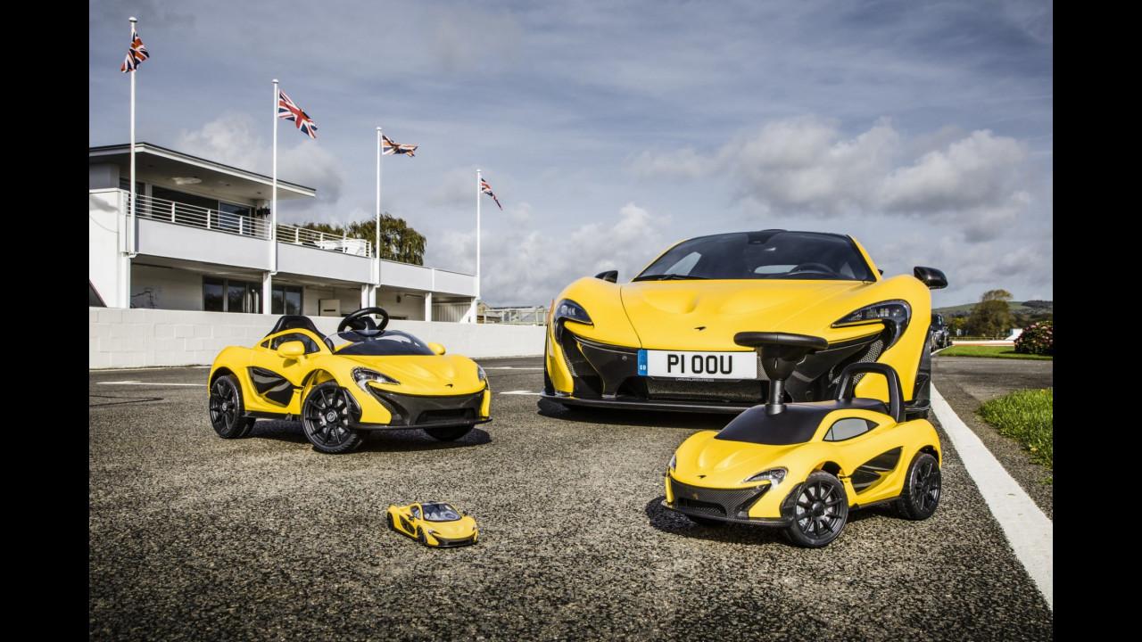 McLaren P1 modellino bambini