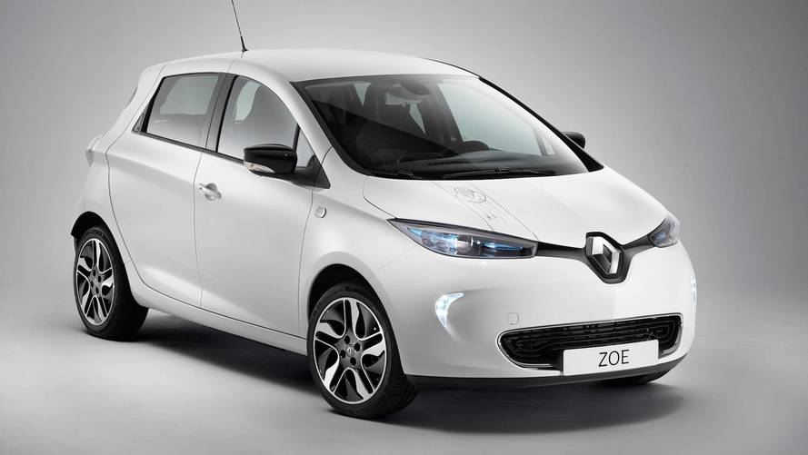 More Powerful Renault Zoe Is Reportedly En Route