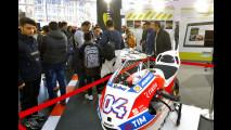 Lo stand OmniAuto.it | Motor1.com e Motorsport.com al Motor Show di Bologna 2017