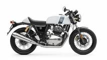 Royal Enfield Interceptor INT 650 y Continental GT 650