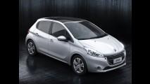 Peugeot já produziu mais de 300 mil unidades do 208