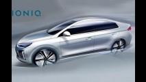 Rival do Prius, Hyundai Ioniq tem duas novas imagens reveladas