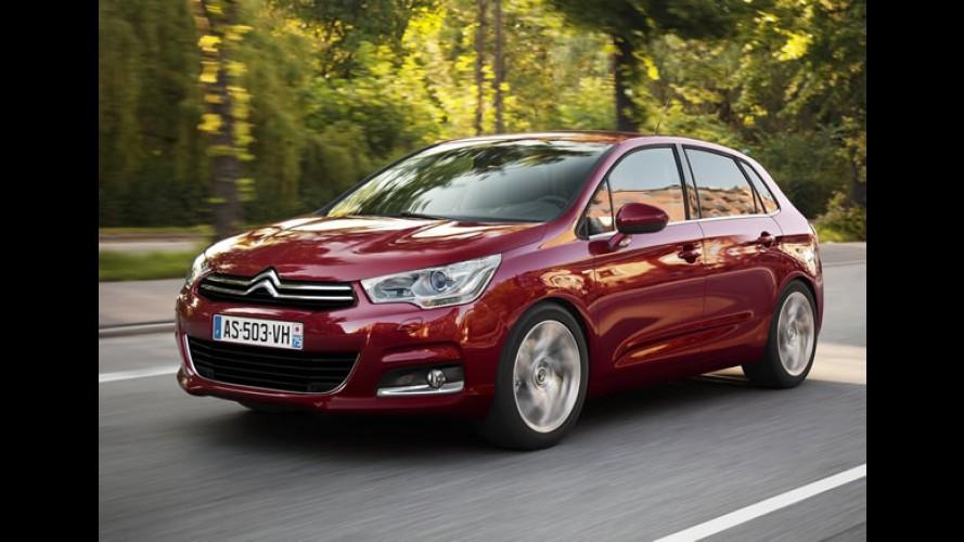 Citroën C4 europeu ganha motor 1.2 e-THP três cilindros de 130 cv