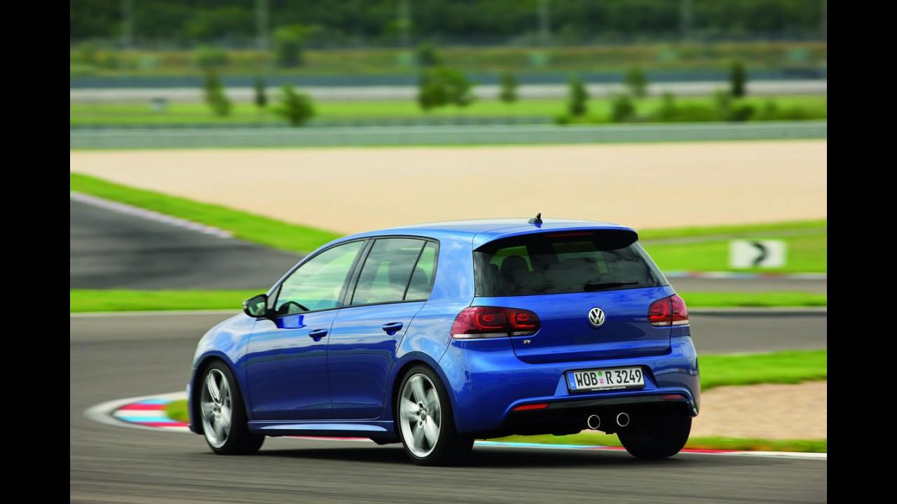 """Volkswagen pode lançar divisão esportiva """"R"""" para diversos modelos"""