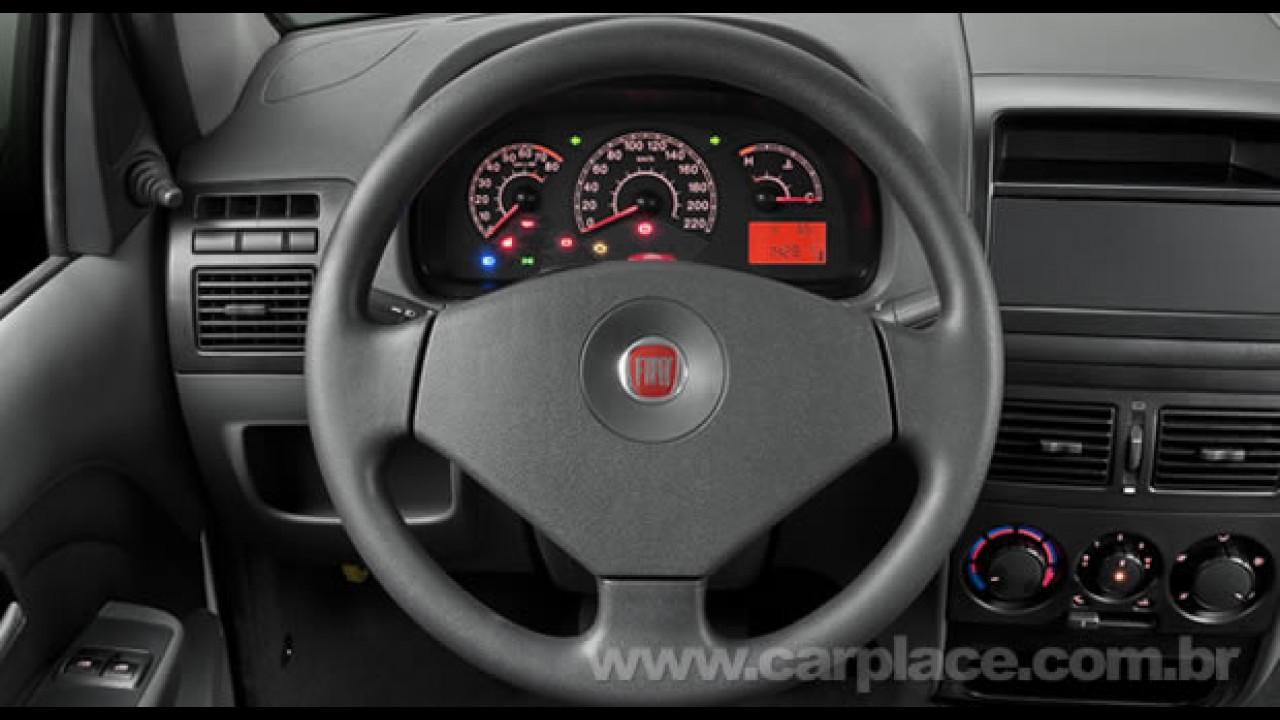 Boa receptividade do Novo Fiat Siena EL 2010 gera fila de espera de até 70 dias