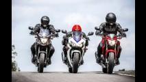 Honda CBR 600RR e CTX 700N estarão em evento de motos de alta cilindrada