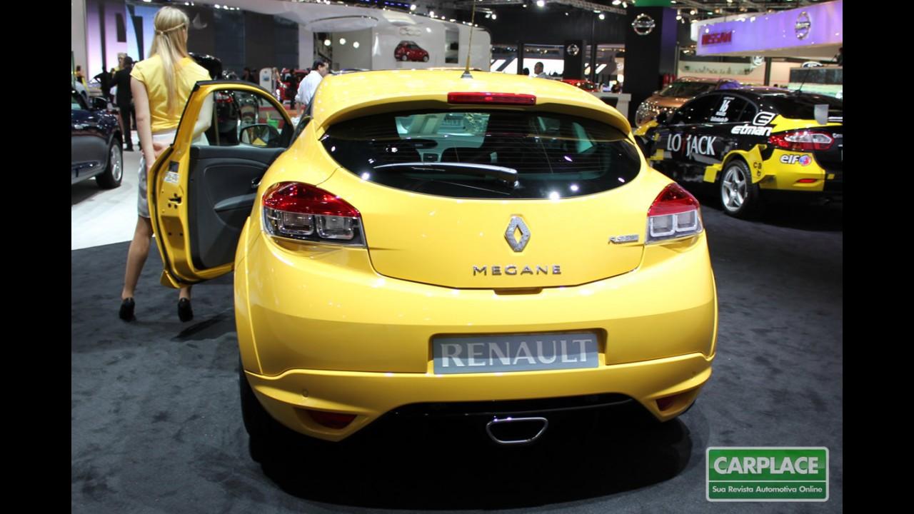 Salão de Buenos Aires: Renault Mégane III RS