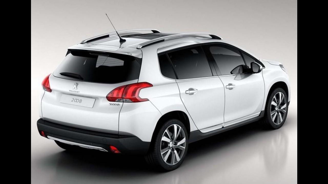 Futuro nacional, Peugeot 2008 tem produção dobrada na Europa